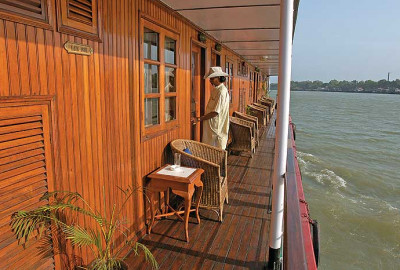 Mekong Tour on Bassac Cruise 3 Days 2 Nights